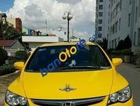 Cần bán gấp Honda Civic 2.0 đời 2006, màu vàng số tự động, 420tr
