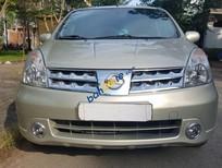Bán Nissan Grand livina 2011, màu vàng cát, số tự động, ngay chủ bán. Liên hệ 0913765909 anh Quý