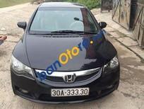 Cần bán xe Honda Civic 1.8MT đời 2010, màu đen LH Hải 0944260995
