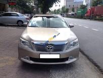 Bán Toyota Camry 2.5 G đời 2013, màu vàng cát