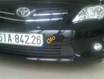 Bán ô tô Toyota Corolla altis 1.8 đời 2014, màu đen