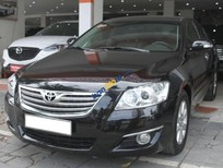 Cần bán xe Toyota Camry đời 2007, màu đen giá cạnh tranh