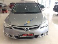 Honda Civic 2.0 ivtech sản xuất 2008, số tự động, lắp ráp trong nước