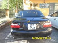 Bán xe Fiat Albea G đời 2004, màu đen, xe nhập