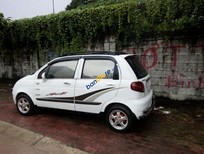 Xe Daewoo Matiz SE đời 2005, màu trắng