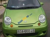 Gia đình Bán Daewoo Matiz SE đời 2005, màu xanh cốm