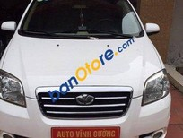 Bán xe cũ Daewoo Gentra SX MT 2009, LH 0913003278