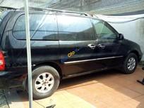 Cần bán Kia Carnival đời 2009, màu đen, nhập khẩu