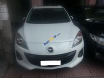 Bán Mazda 3 S sản xuất 2013, màu trắng, 610 triệu