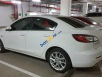 Bán xe cũ Mazda 3 S 2013, màu trắng xe gia đình, 630tr
