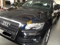 Audi Q5 năm sản xuất  2010 màu đen