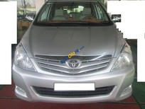 Bán ô tô Toyota Innova 2.0G đời 2009, màu bạc