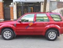 Bán Ford Escape 2.3L đời 2010, màu đỏ xe gia đình