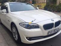 Cần bán BMW 528i model 2011 trắng nội thất kem