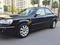 Bán ô tô Ford Laser 1.8AT đời 2005, màu đen số tự động