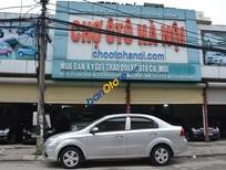 Cần bán Daewoo Gentra đời 2011, màu xám (ghi)