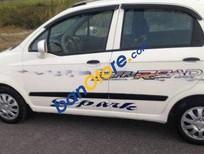 Bán Chevrolet Spark MT 2009, màu trắng đã đi 75000 km, giá 146tr