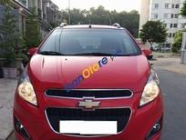 Cần bán lại xe Chevrolet Spark LTZ 2013, màu đỏ giá cạnh tranh