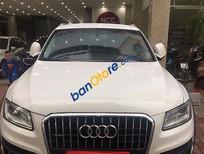 Bán Audi Q5 2.0T Quattr0 năm 2015, màu trắng, nhập khẩu
