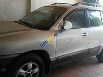 Cần bán xe cũ Hyundai Santa Fe Gold đời 2004 số tự động