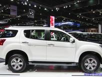 Isuzu Đà Nẵng bán xe 7 chỗ MU-X, màu trắng, nhập khẩu