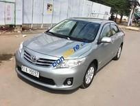 Xe Toyota Corolla Altis 1.8G MT đời 2011, màu bạc số sàn, giá tốt