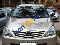 Bán Toyota Innova MT đời 2008, màu bạc số sàn