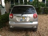 Bán Daewoo Matiz đời 2010, màu bạc chính chủ giá cạnh tranh
