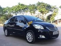 Bán Toyota Vios 1.5E 2010, màu đen chính chủ