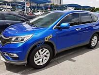 Cần bán gấp Honda CR V 2.0AT đời 2014, màu xanh lam