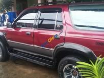 Cần bán lại xe Toyota 4 Runner sản xuất 1996 số sàn, 130 triệu