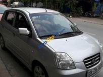 Bán xe cũ Kia Morning SLX đời 2007, màu bạc, nhập khẩu giá cạnh tranh