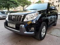 Bán xe cũ chính chủ Toyota Prado TX-L 2.7 đời 2010, màu đen, nhập khẩu Nhật Bản