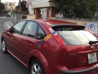 Bán xe cũ Ford Focus AT sản xuất 2006, màu đỏ, xe nhập