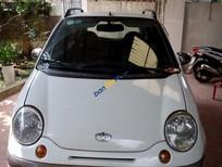 Cần bán Daewoo Matiz SE sản xuất 2004, màu trắng
