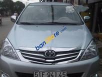 Bán Toyota Innova MT đời 2009 đã đi 85000 km, giá 489tr