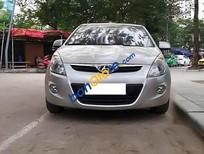 Cần bán xe Hyundai i20 1.4AT đời 2013, màu bạc, xe nhập, 455 triệu