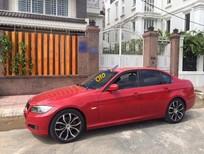 Bán xe cũ BMW 3 Series 320i đời 2010, màu đỏ, nhập khẩu xe gia đình