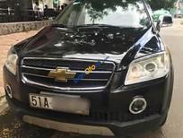 Bán Chevrolet Captiva LT đời 2007, màu đen còn mới, 356tr