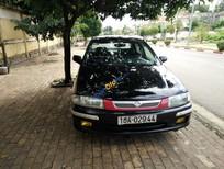 Bán xe cũ Mazda 323 đời 2000, màu đen