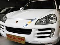 Bán ô tô Porsche Cayenne đời 2008, màu trắng, xe nhập số tự động