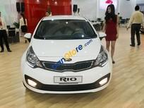 Kia vĩnh Phúc: Bán xe Kia Rio 4DR AT đời 2016, màu trắng, nhập khẩu, 525 triệu 0989.240.241