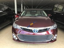 Bán xe Toyota Avalon Hybrid Limited màu đỏ, nhập khẩu nguyên chiếc Mỹ full đủ đồ