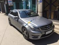 Cần bán xe Mercedes C200 Blue Efficiency đời 2015, màu xám (ghi)