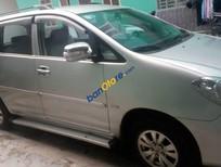 Xe Toyota Innova J đời 2008, màu bạc, nhập khẩu chính hãng, giá tốt