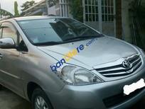 Bán Toyota Innova V đời 2008, màu bạc, xe nhập