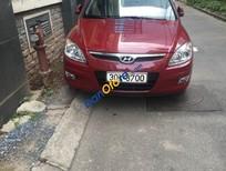 Bán xe cũ Hyundai i30 CW đời 2009, màu đỏ, nhập khẩu