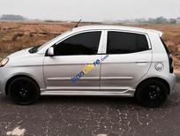 Bán Kia Morning SLX đời 2011, màu bạc xe gia đình
