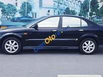 Bán ô tô Daewoo Magnus Eagle 2.0 MT sản xuất 2004, màu đen số sàn, giá tốt