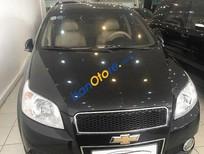 Tứ Quý Auto bán Chevrolet Aveo LTZ đời 2014, màu đen số tự động